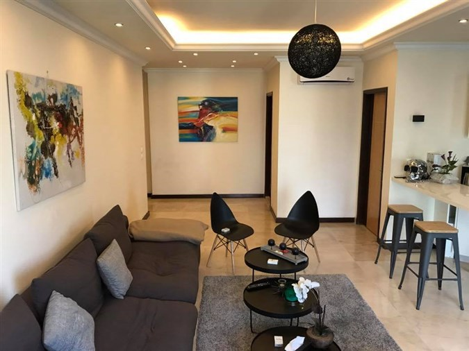 Gemayzeh apartment for rent