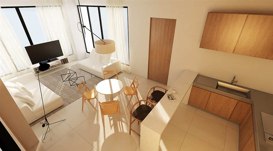 Karacas apartment for sale