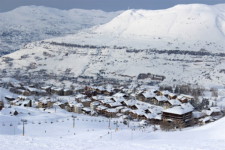 Faraya chalet for sale