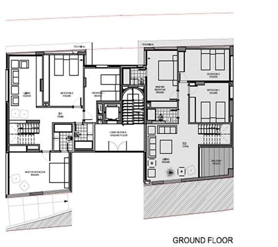 Hazmieh apartment for sale