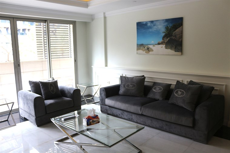 Solidere apartment for rent