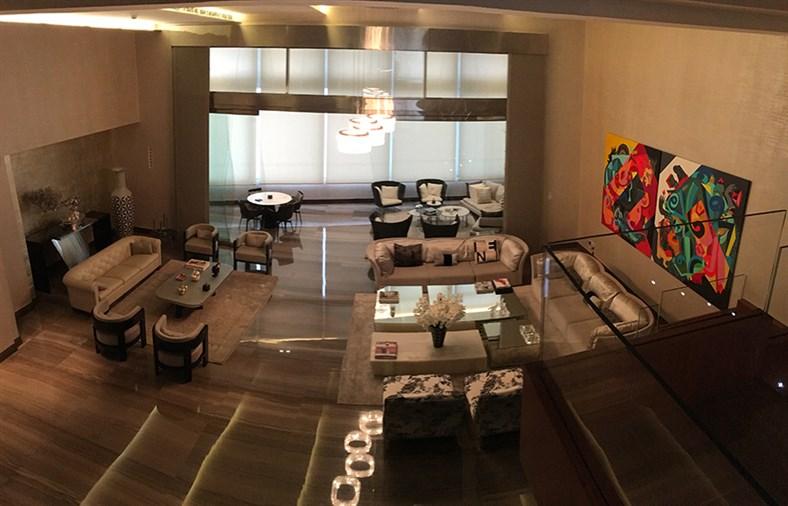 Manara penthouse for sale